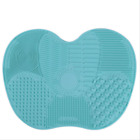Silicone Makeup Brush Cleaner Pad Washing Scrubber Board Cleaning Mat Hand Tool
