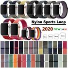 For Apple Watch Series 4/3/2/1 Nylon Sports Loop iWatch Band Strap 38/40/42/44mm image