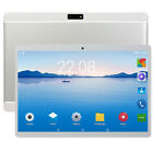 """HD Wi-Fi Unlocked 10"""" Android 8.0 Tablet 5MP 64G - Black / Silver / Gold / Pink"""