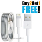 Lightning USB Cable Charger For Original Apple iPhone XS Max XR X 8 7 6 S Plus