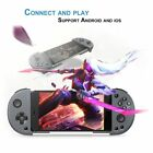 Wireless Bluetooth 4.0 Gamepad Game Controller Joystick Fr Android IOS iphon X6✤