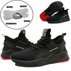 EU38-46 Trainers Steel Toe Safety Shoes Mens Work Hiking Shoes Travel Shoes