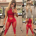 Women Sports Gym Yoga Running Fitness Leggings Pants Jumpsuit Trousers Playsuit
