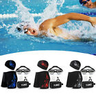 Men Swimming Set Swimming Trunks Goggles Hat Earplug Professional Swimwear Suit
