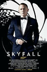 Skyfall (2012) James Bond Poster Reprint/Home Decor/Wall Decor/Wall Art $29.95 AUD on eBay