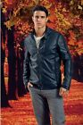 Men's Young Republic Moto Fuax Leather Jacket (Ships Same Day!)