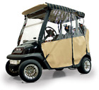 Club Car DS (00.5-Up) 3 Sided Over the Top Golf Cart Enclosure by Red Dot