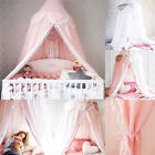 Princess Baby Bed Mosquito Mesh Dome Curtain Net for Toddler Crib Cot Canopy image
