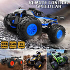 Remote Control RC Car RC TRUCK Off Road Monster Truck Speed Crawler fun for kids