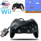 New Pro Classic Game Controller Pad Console Joypad For Nintendo Wii Remote USA
