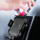 Automatic Clamping Wireless Car Charger Stand Fast Charging Phone Mount Holder