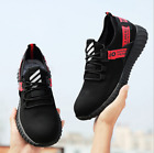 Kyпить Mens Steel Toe Work Boots Sports Hiking Shoes Trainers Lightweight Safety Shoes  на еВаy.соm
