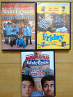 Friday (Ice Cube) / BarberShop / Harold & Kumar Go to White Castel