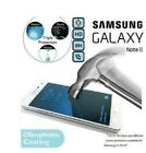 2 x 100% Genuine Tempered Glass Screen Protector for Samsung Galaxy Note 2