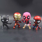 4 Inch Figurine Hero Movie Character Action Figure Toy Gift Birthday Cake Topper
