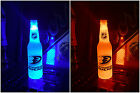 NHL Anaheim Ducks Hockey 12 oz Beer Bottle Light LED Man Cave $19.99 USD on eBay