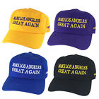 Make Los Angeles Great Again Custom Embroidered Baseball Hat Dad Cap Lakers Colo on eBay