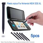 5x Plastic Stylus Pen Screen Touch Pens for Nintendo 2DS XL / LL Game Console