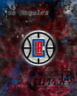 LOS ANGELES CLIPPERS Poster, Clippers Basketball Print Free Shipping Us on eBay
