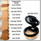 Avon True Color Smooth Minerals Powder Foundation - You Choose