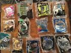 13 McDonald's Happy Meal Toys: Snoopy*Peter Rabbit*Sing*Power Ranger*Hello Kitty