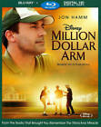 70 Disney Bluray lot: Million Dollar Arm (Blu-ray Disc, 2014)