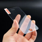 1x 9H Tempered Glass Screen Film iPhone 5 6 7 8 X SE S X Max Plus Protective cas