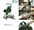 Hitachi 12 in. Dual Bevel Miter Saw with Laser Guide C12FDH *Fast Delivery*