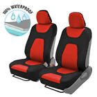2 PC Waterproof Neoprene Seat Cover Set - Armrest Controls and Airbag Compatible on eBay