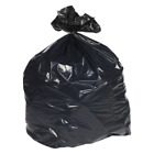 Heavy Duty Black Rubbish Bags Refuse Sacks Bin Liners - 50 100 200 Available