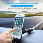 Universal ABS+PC Car Phone Holder Windshield Mount Bracket for GPS iPhone T1S9