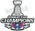 Washington Capitals 2018 Stanley Cup Champions Decal / Sticker $3.75 USD on eBay
