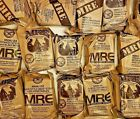 MRE US ARMY Military Issued Ration Meals Ready To Eat MRE - Great for Survival