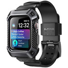 Rugged Case IWatch Band Protective Bumper Cover 44mm For Apple Watch Series 4...