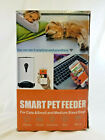 PetFun FX801 Wifi Smart Automatic Pet Feeder / Camera | iPhone | Android