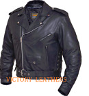 Mens Leather Motorcycle Jacket,  Gun Pocket Jackets,  012.00, Mens Jackets