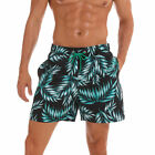 Men's Swimwear Bathing Suits Swimming Trunks Quick Dry with Pockets Mesh Lining