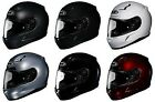 HJC Adult CL-17 Solid Full Face Motorcycle Helmet SNELL DOT Sport Touring