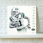 New York Jets Robby Anderson HD Print Oil Painting Art on Canvas Unframed $8.0 USD on eBay