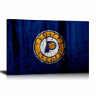 HD Print Oil Painting Home Decor Art on Canvas Indiana Pacers Flags Unframed on eBay