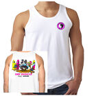 "T&C,Town and Country Hawaii,""Surf Sacrifice"" MEN's TANK TOP,S-3X,T-1020Tank"