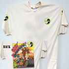 """T&C,Town and Country,Hawaii """"Go Bananas"""" Skateboard,T-SHIRT ALL SIZES,T-1050 Ivy"""