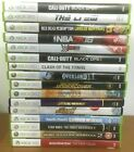 Official Microsoft Xbox 360 Uk Pal Selection Games Bundle - Pick Your Video Game