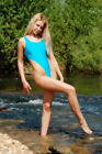 Bilelika 701-02 Spandex Women Thong Open Leotard Choose Your Size and Color