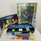 Parker Brothers Scooby Doo Fright Fest Monopoly Board Game 100% Complete 2000