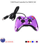 USB Wired Game Controller Gamepad Joystick For XBOX360 Slim XBOX 360 PC Windows