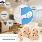 10pcs Baby Infant Adhesive Safety Locks Door Cupboard Cabinet Fridge Drawer New