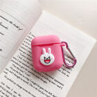 3D Cartoon Cony Earphone Headset Soft Silicone Airpod Recharge Case For Airpods