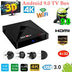 A5Xmax/A95X Android 9.0 Smart TV Box RK3328 4GB 32GB Quad Core 4K Media Player