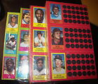1981 Topps Scratch-Offs Full Panel Baseball Cards Variations #1-72 You Pick! $3.0 USD on eBay